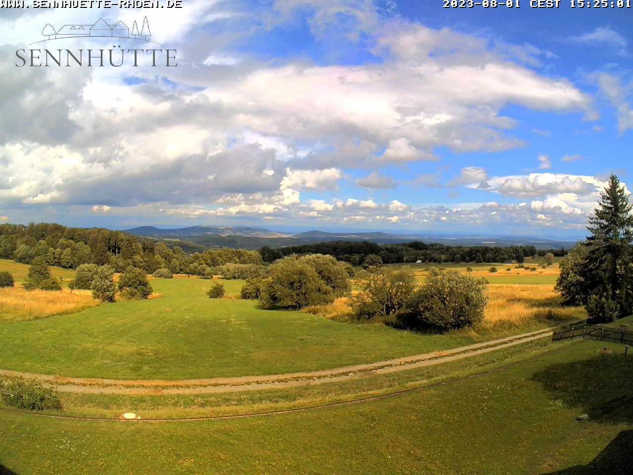 Webcam Sennhütte